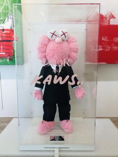 KAWS, 'Kaws BFF Dior Plush Pink', 2018