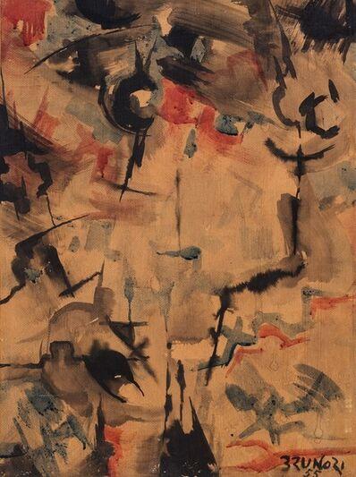 Enzo Brunori, 'Composizione', 1955