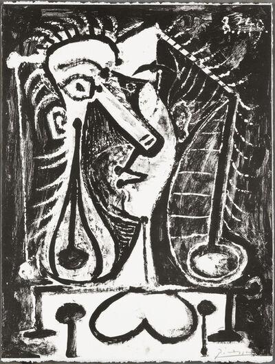 Pablo Picasso, 'Figure Composée I', 1949