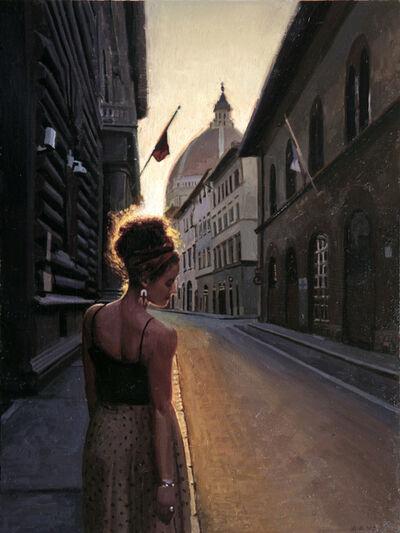 Greg Gandy, 'Erin in Florence', 2019