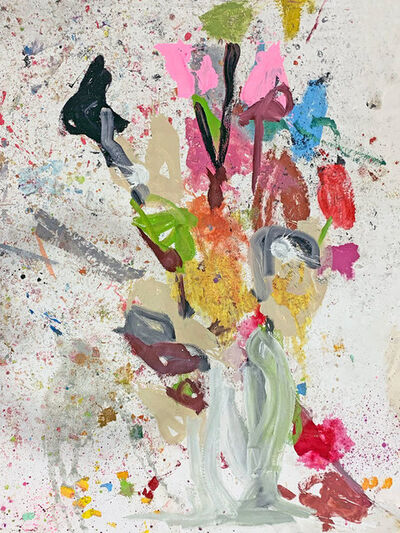 Jorge Galindo, 'The Flowers of Romance No. 4', 2019