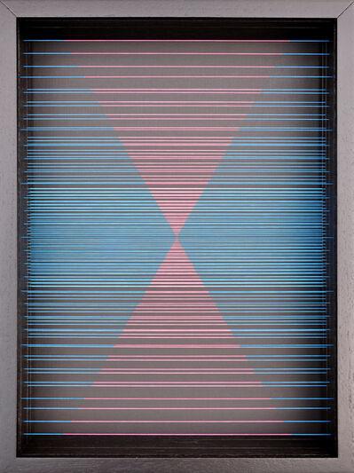 Paolo Cavinato, 'Iridescence #20 (compenetration)', 2020