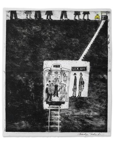 Mitsushige Nishiwaki, 'Lex Ave', 2016