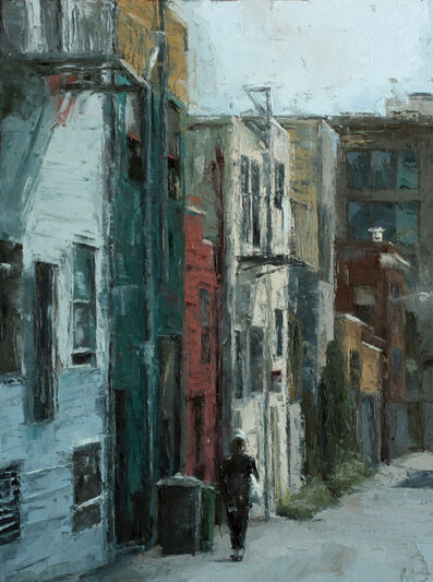Heather Capen, 'Taber Alley'