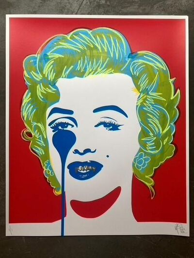 Pure Evil, 'Gold Grills (Marilyn) 1/1', 2021