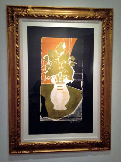 Georges Braque, 'Feuille, Couleur, Lumiere', 1954