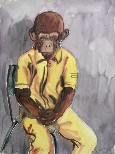 Ricky Swallow, 'Guilty Ape 1', 2001