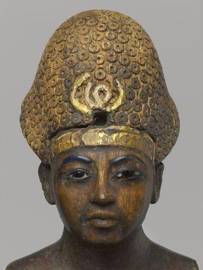 Unknown Artist, 'Amunhotep III (detail)', ca. 1390