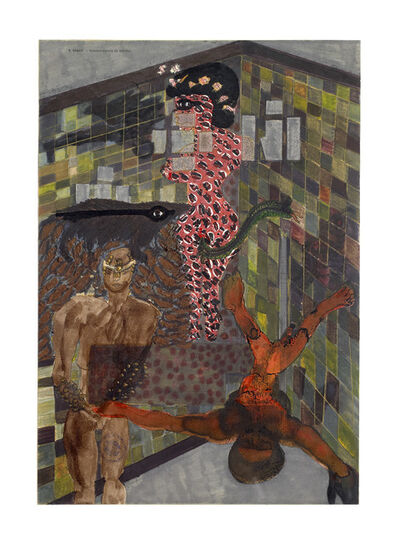 Carol Rama, 'Nuove Seduzioni (New Seductions)', 1985