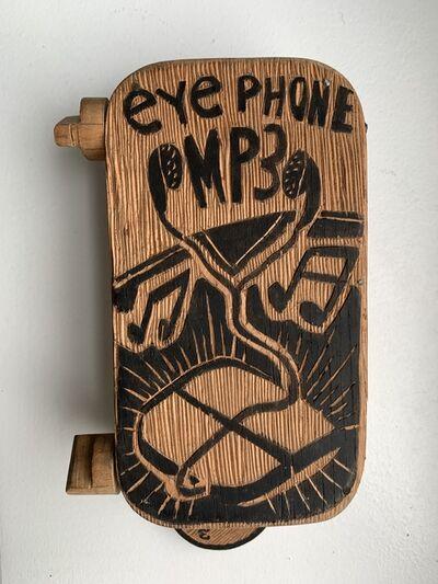 Abel Barroso, 'eyePhone', 2010