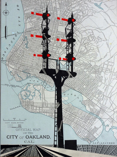 William Steiger, 'Oakland Signals', 2020