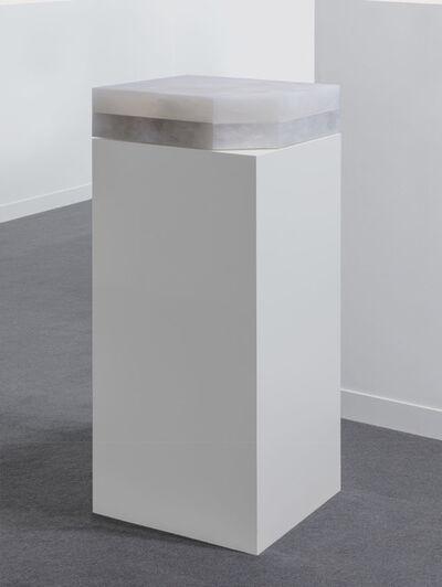 Ettore Spalletti, 'Scatola di colore, così com'è', 1991-1998