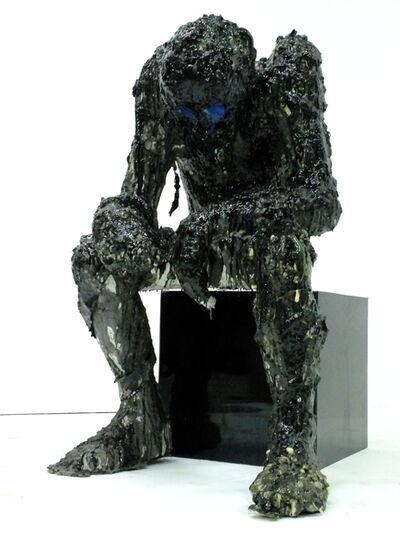 Jason Tecson, 'Slouched Figure', 2014