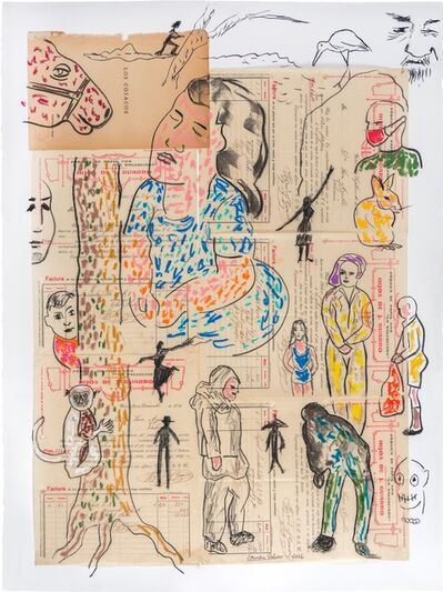 Carmen Calvo, 'Por otra parte', 2016