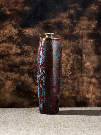 Pierre Adrien Dalpayrat, 'Sexy Vase', 1900