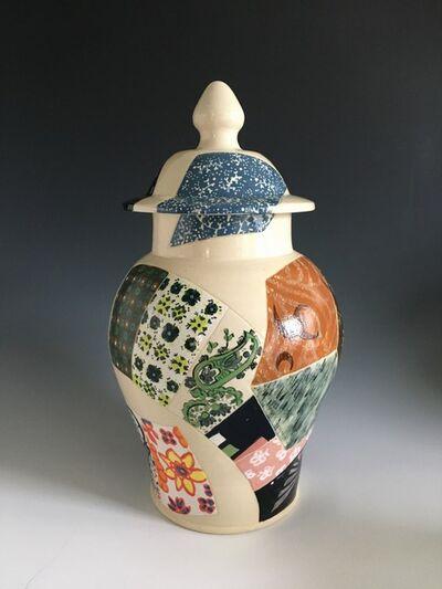 Rachel Hubbard Kline, 'Preservation Jar 2', 2020
