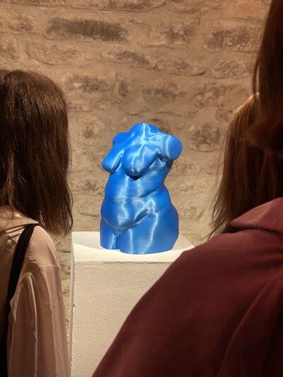 Kamilia Kard, 'Woman as a temple', 2011