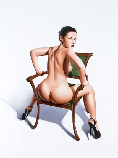 Hubert de Lartigue, 'Miss T. Assise', 1999