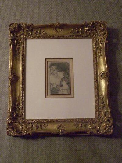 John Singer Sargent, 'Study after Veronese's Temptation of Saint Anthony', ca. Summer-1874