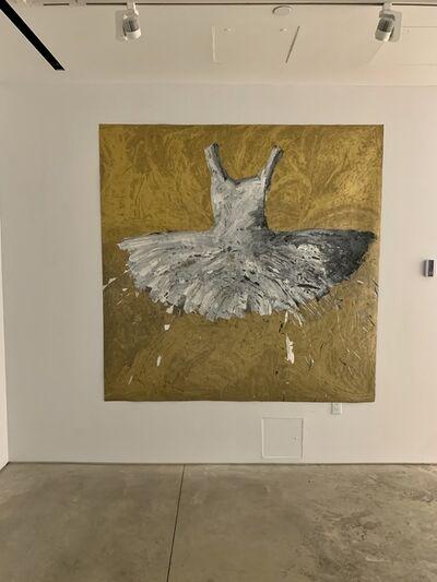 Ewa Bathelier, 'White Dress', 2018