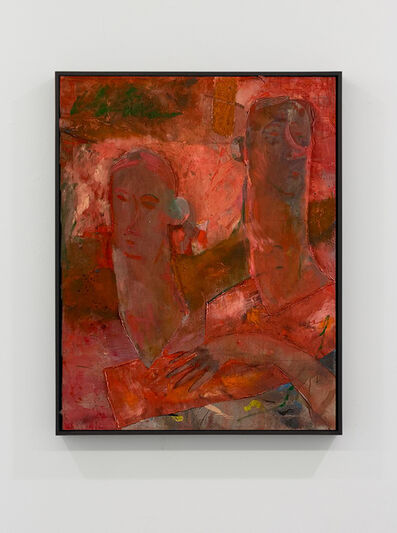 Volker Hüller, 'Double (red)', 2020