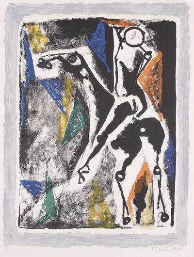 Marino Marini, 'La Acrobata ', 1956