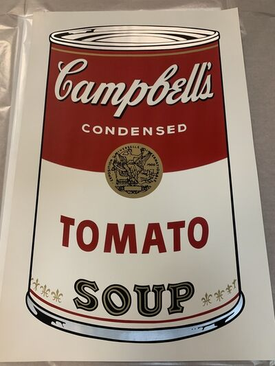 Andy Warhol, 'Campbell's Soup I: Tomato Soup', 1968