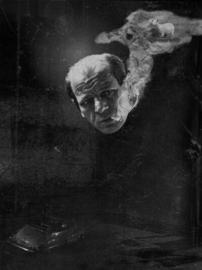 Jeffrey Vallance, 'Spirit Photo: Jackson Pollock', 2012-2015