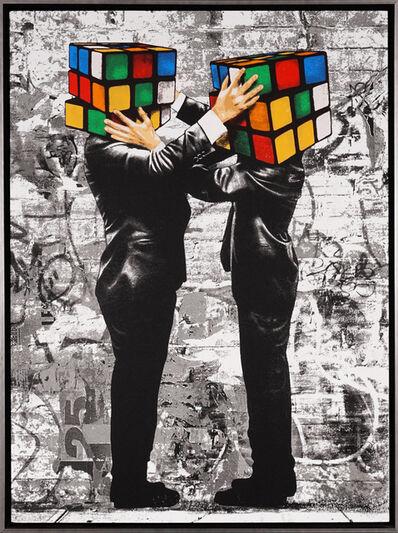 Hijack, 'Puzzled I (Unique)', 2020