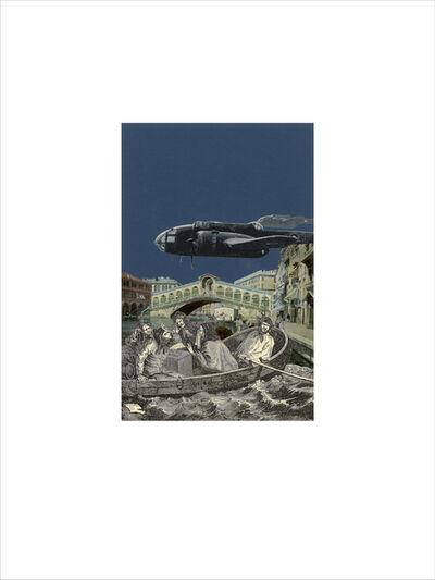 Peter Blake, 'Venice - 'Crash'', 2009