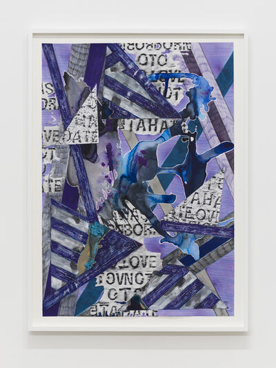 Alexandra Grant, 'I was born to love not to hate (8)', 2019
