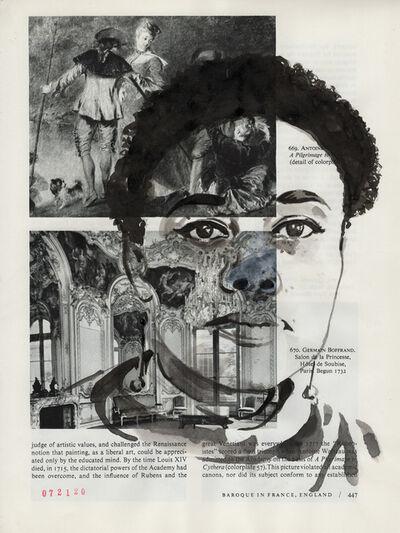 Coral Woodbury, 'Betye Saar', 2020