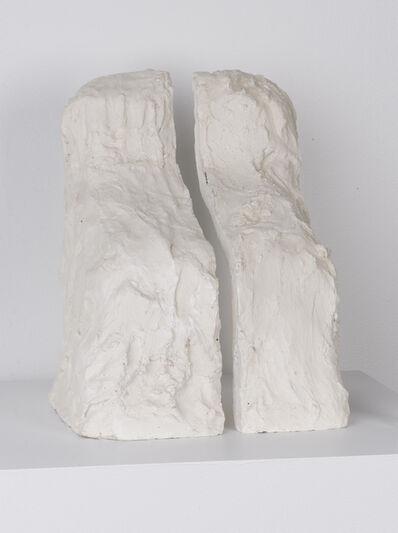 Bruce Nauman, 'Mold for a Modernized Slant Step', 1966