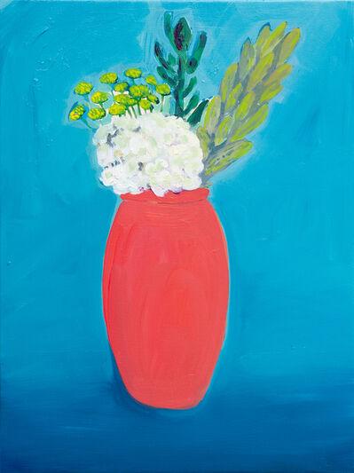 Sarah Osborne, 'Fleur Bleue', 2016