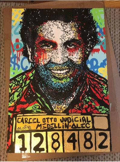 Alec Monopoly, 'Pablo Escobar', 2016