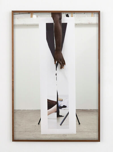 Paul Mpagi Sepuya, 'Mirror Study (_MG_1237_), 2017', 2017