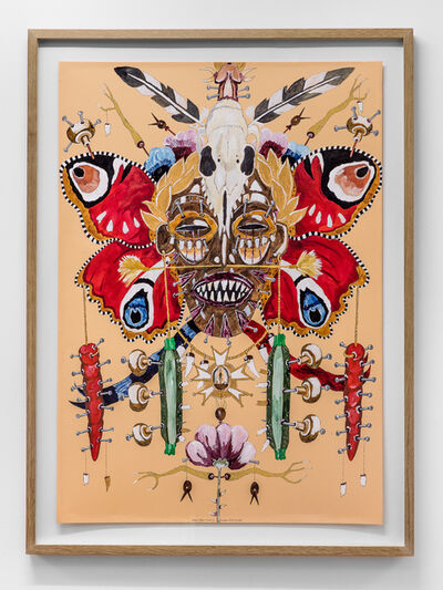 Andrew Gilbert, 'Emperor Andrew's Vision of European Tribal War Idol', 2015