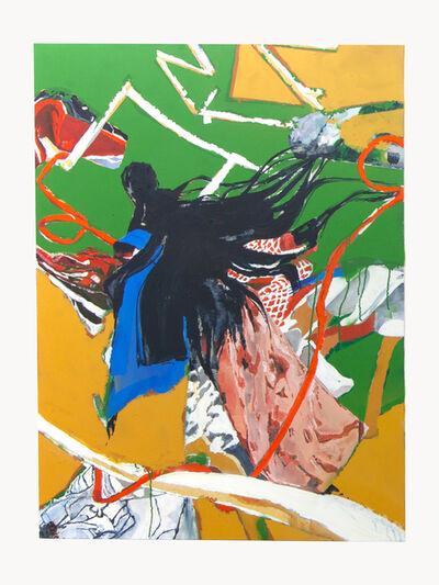 Leonard Martin, 'Variations Genji - IV', 2020