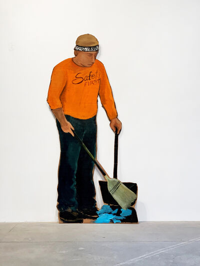 Ramiro Gomez, 'Installer 3', 2020