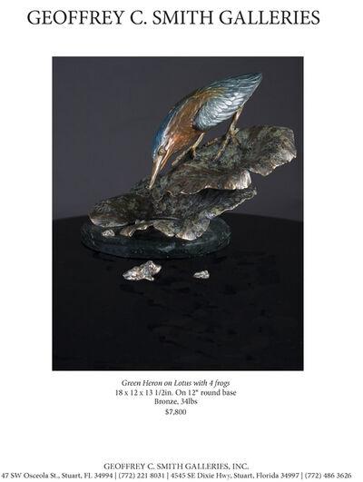 Geoffrey C. Smith, 'Sweetwater Heron'