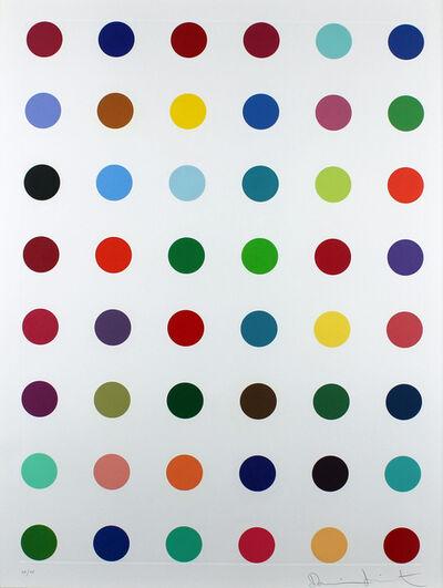Damien Hirst, 'Untitled, from Re-Object Mythos portfolio', 2007
