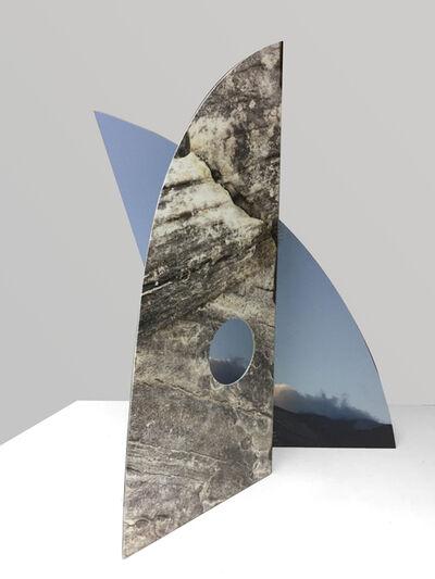 Letha Wilson, 'Nevada Cloud Arc Steel', 2019