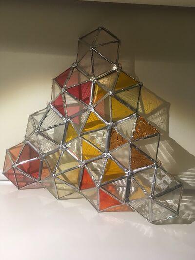 Justin Tyner, 'East Pyramid', 2019