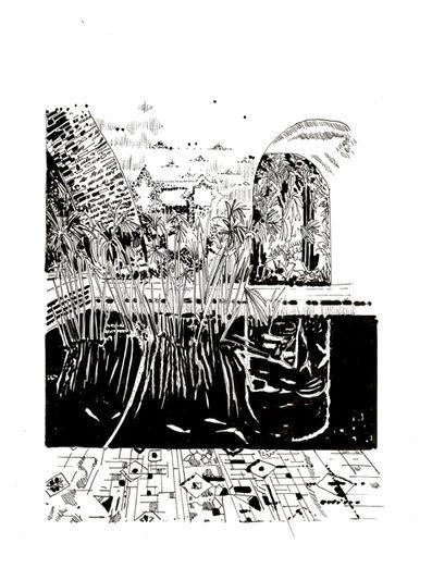 Chourouk Hriech, 'Souvenirs de Séville #1', 2019