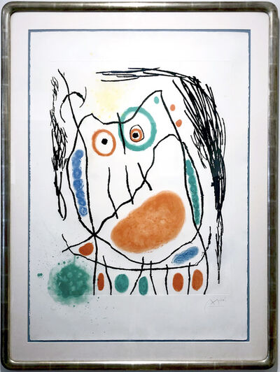 Joan Miró, 'Le Grand Duc', 1965