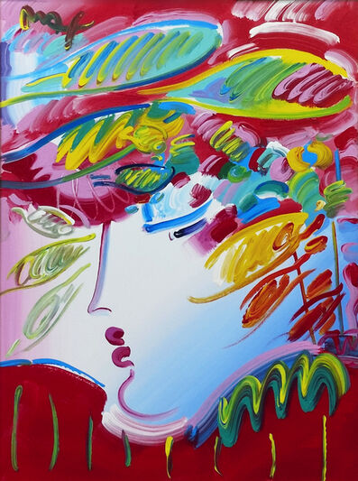 Peter Max, 'BLUSHING BEAUTY', UNKNOWN