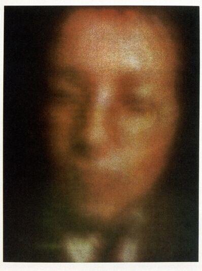 Gerhard Richter, 'Heiner Friedrich ', 1970