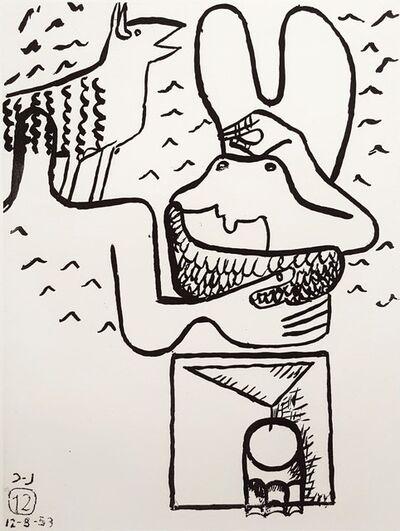 Le Corbusier, 'Unité, Planche 12', 1965