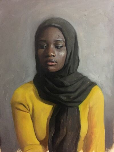 Jas Knight, 'Fugue in Yellow', 2017