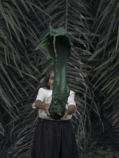 Yann Gross & Arguiñe Escandón, 'Verde', 2019